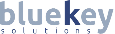 Bluekey Solutions Logo
